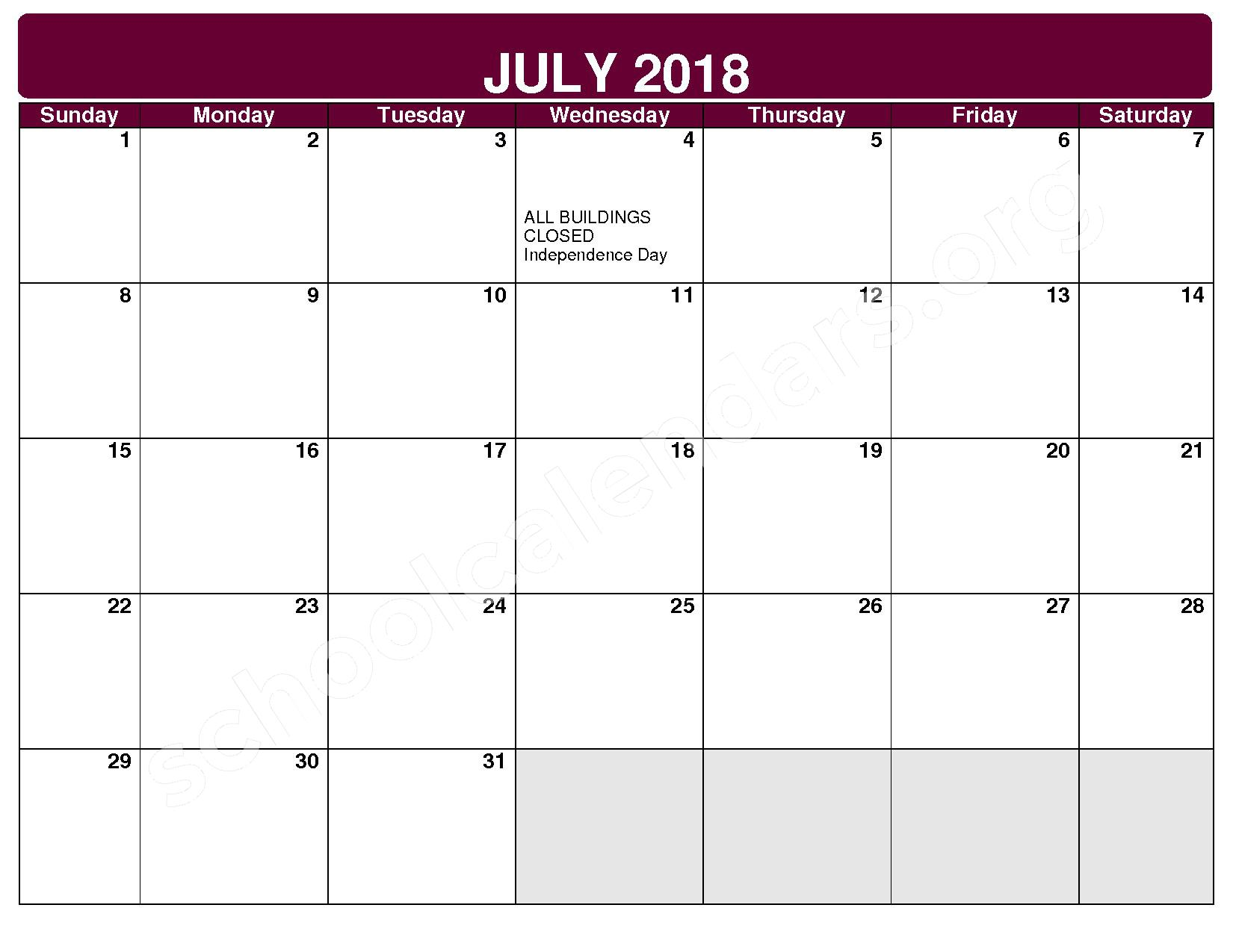 2017 - 2018 District Calendar – Maple Heights City Schools – page 12